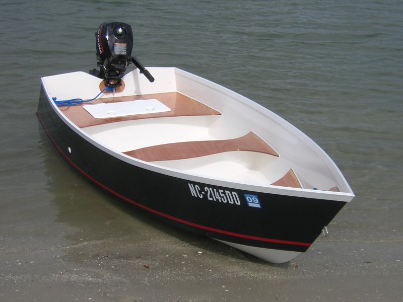 Build the Tango Skiff