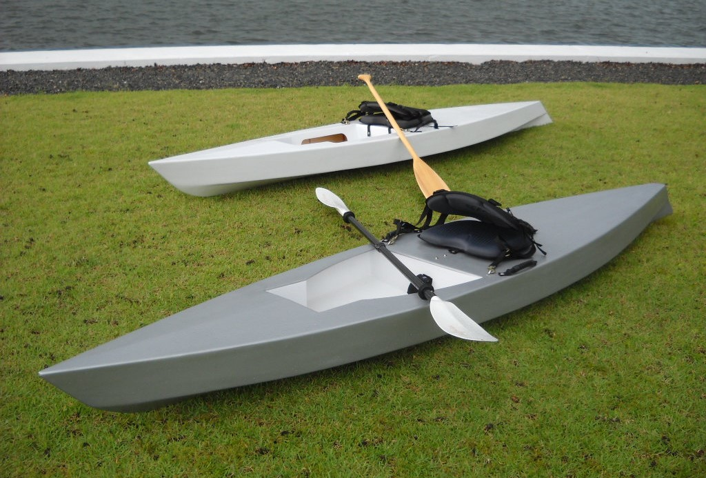 Plans And Specs For The Tango Kayak Click Here